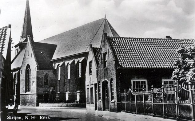 Strijen N.H. Kerk